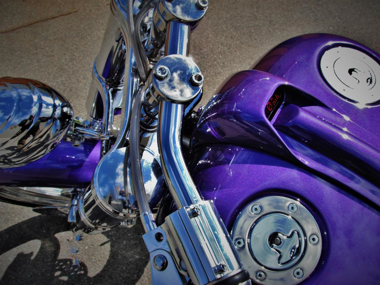 custom speedometers harley