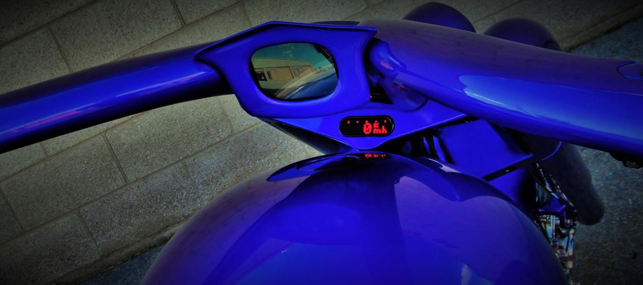 custom mirrors motorcycle monitors chopper bobber dealers shops