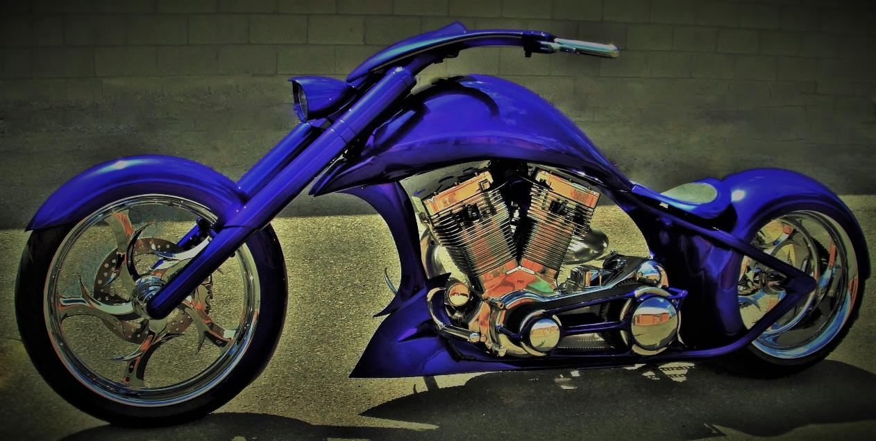 radical custom motorcycles best exotic choppers canada