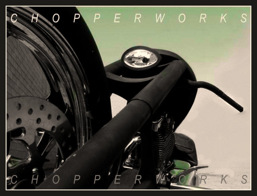 chopperworks custom built motorcycles