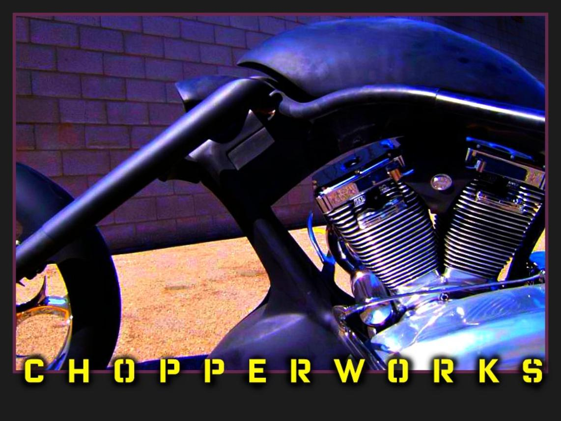 custom choppers ontario