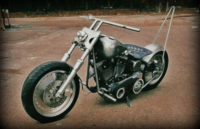 custom made motorcycle parts