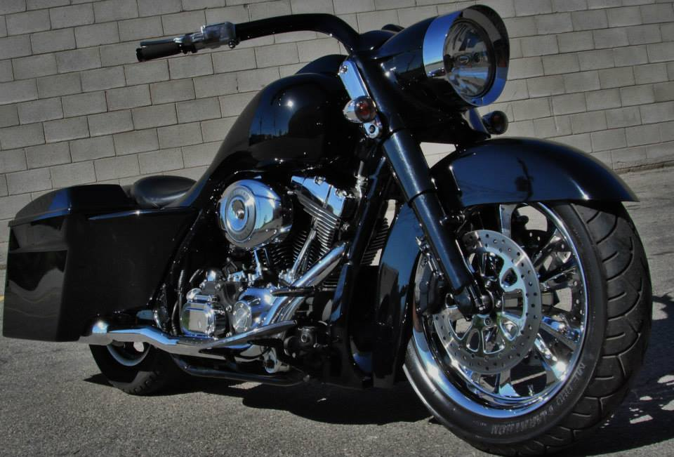 customized road kings baggers canada bagger nation