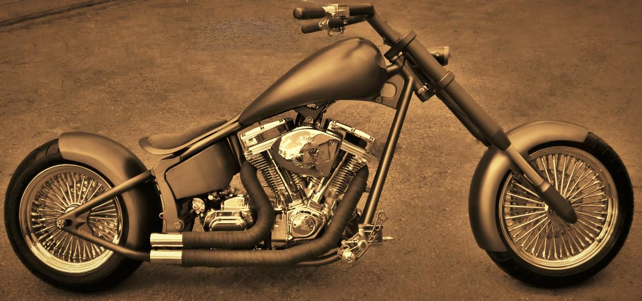 exile style motorcycles canada