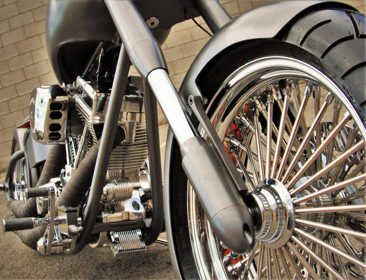 fat spoke motorcycle wheels canada bobber chopper