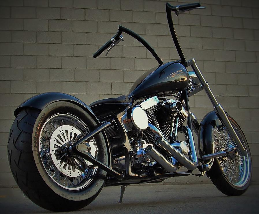 exile cycles canada softail custom parts builders shops ontario