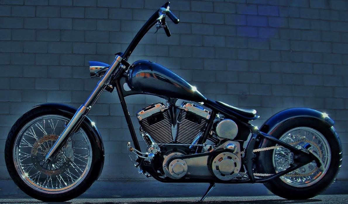 best custom bobber motorcycles canada harley softails