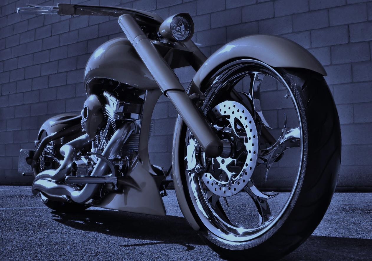 custom made motorcycles