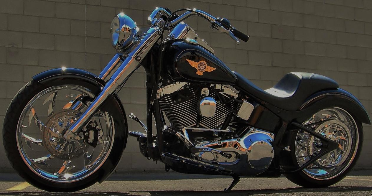 best custom harley davidson softails ontario canada