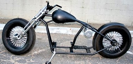 custom motorcycle frames for sale canada