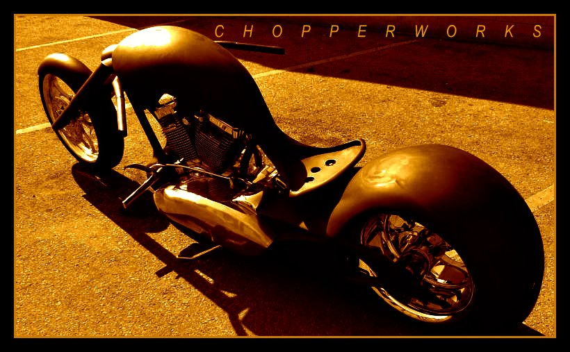 chopperworks custom harleys
