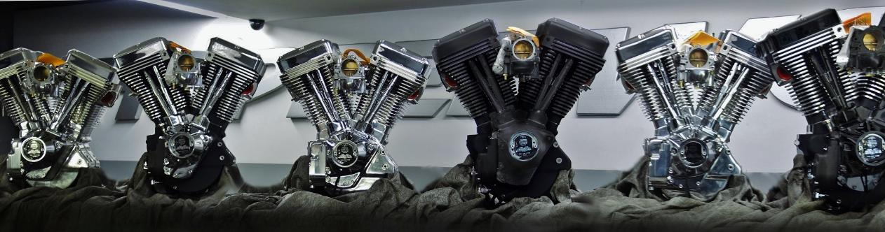 custom evo engines polished black ultima best price ontario canada 107 113 120 127 130 140 s&s h&h enginuity
