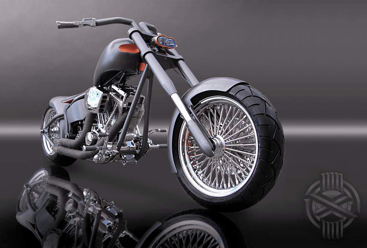 best custom softail bobbers choppers ontario canada