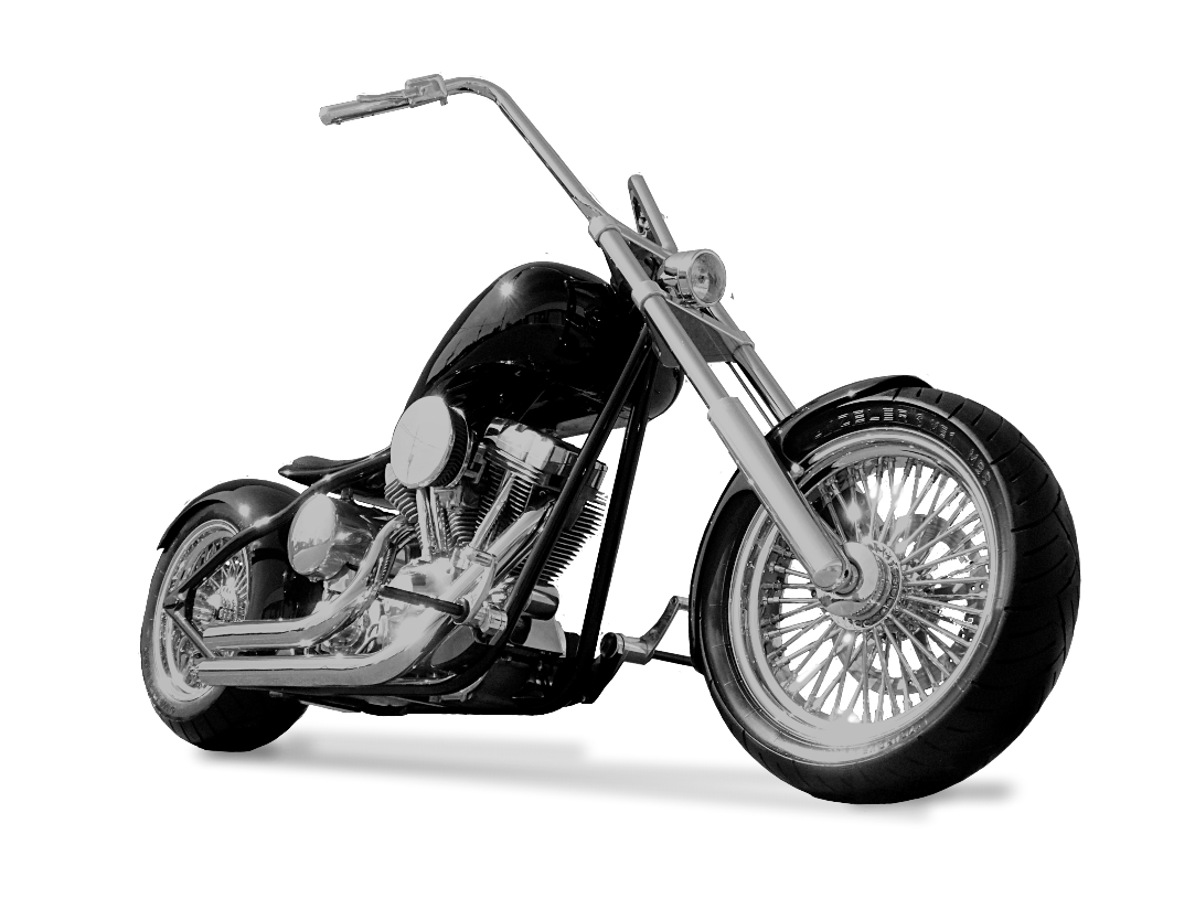 best ideas custom chopper wide tire