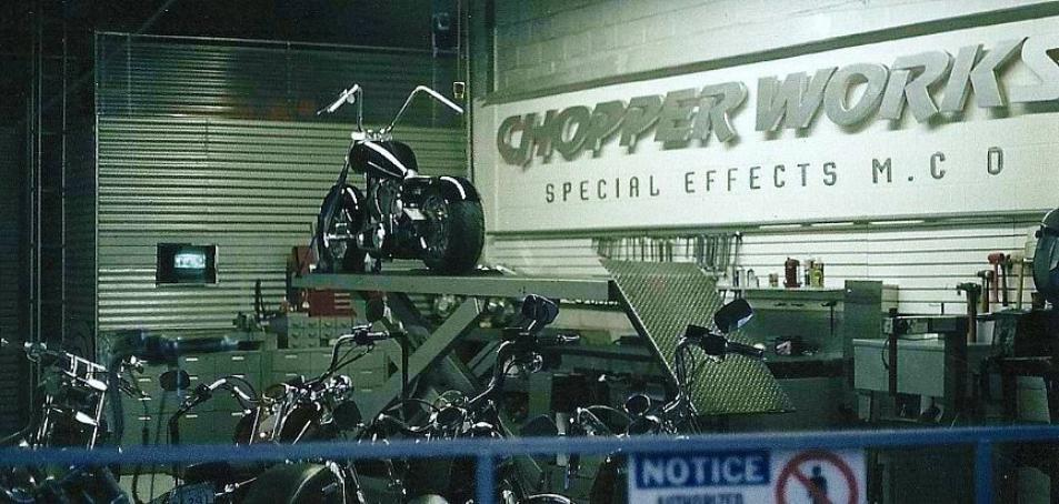 chopper shops toronto